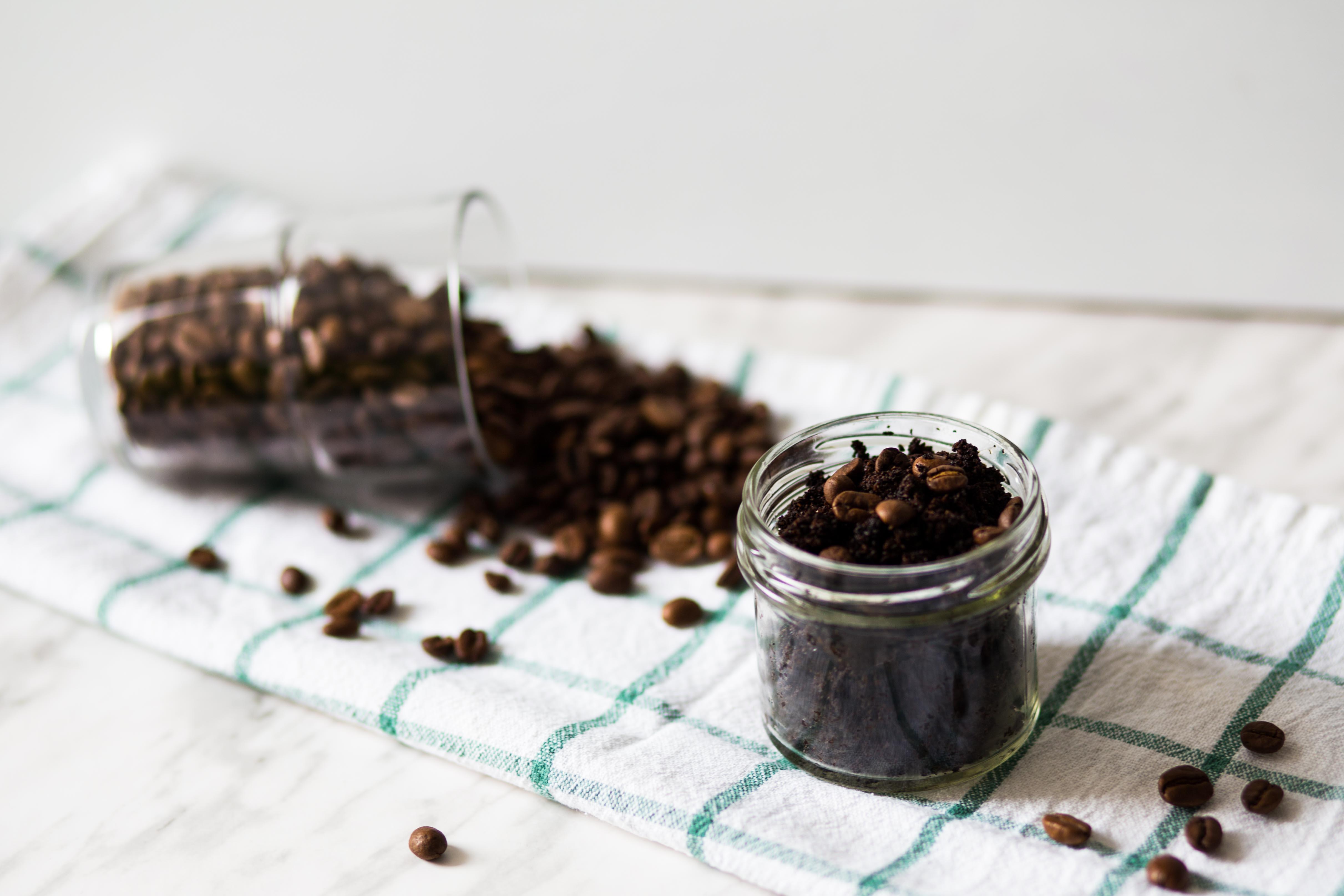 Zero Waste: DIY Peeling Kaffee