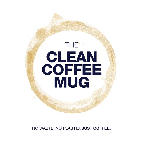 Clean Coffee Mug