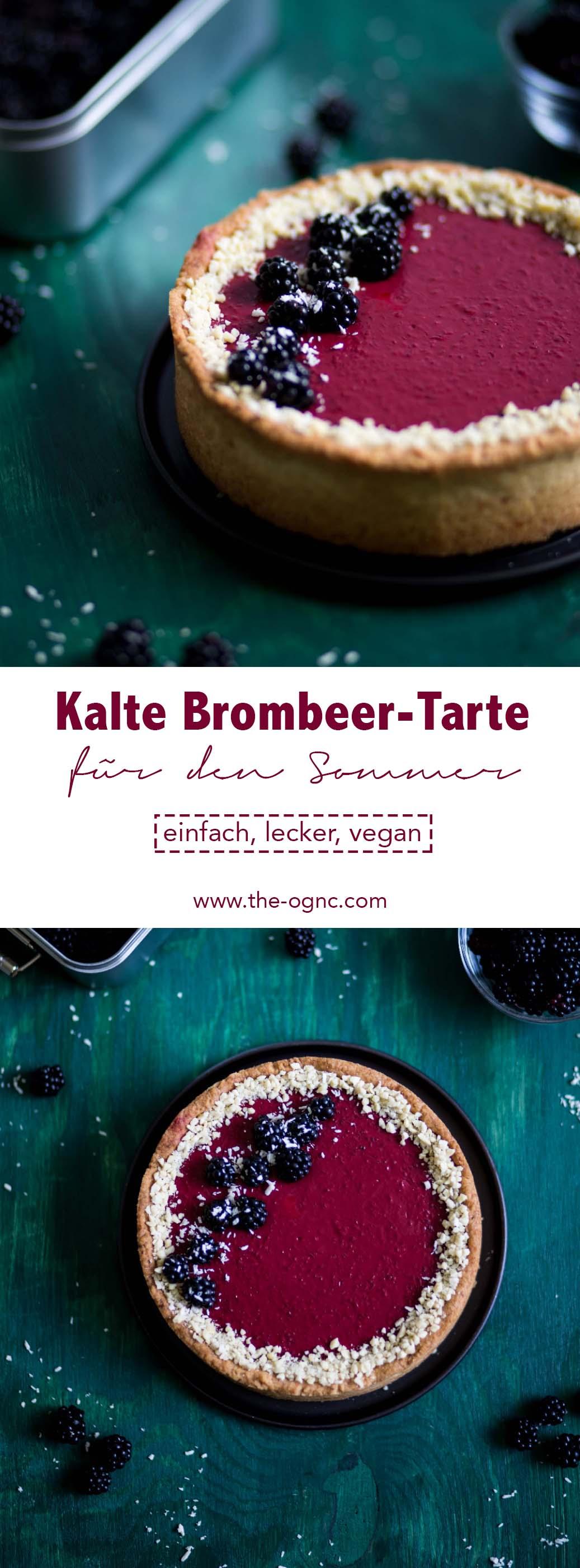 Brombeer-Tarte