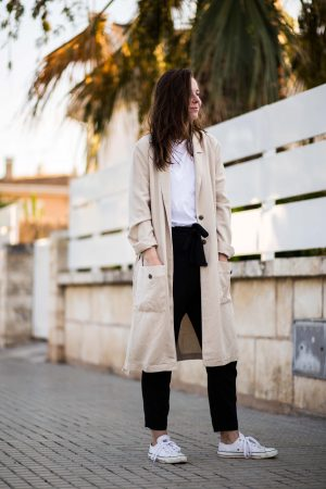 Sustainable Trenchcoat
