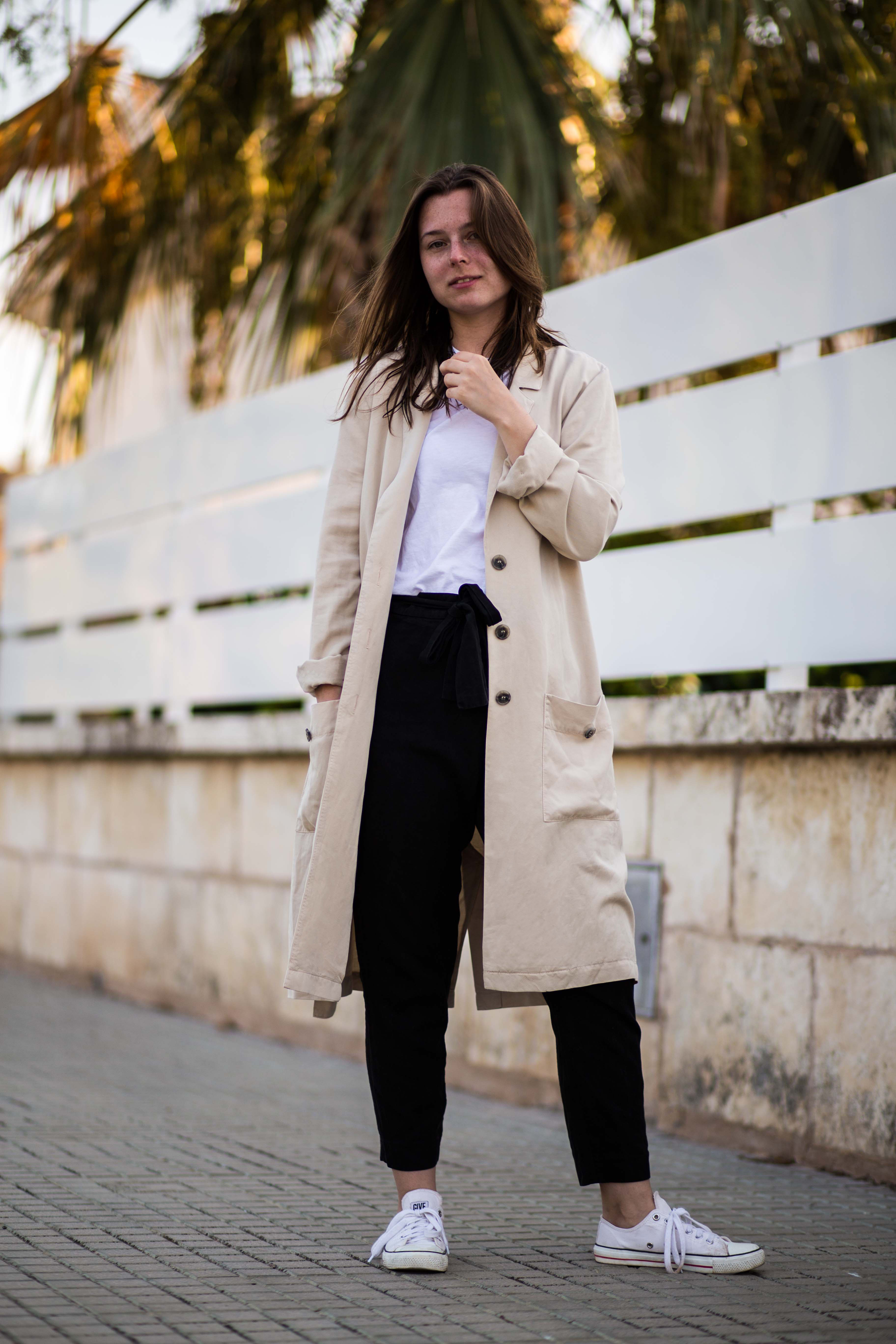 Fair Fashion Trenchcoat
