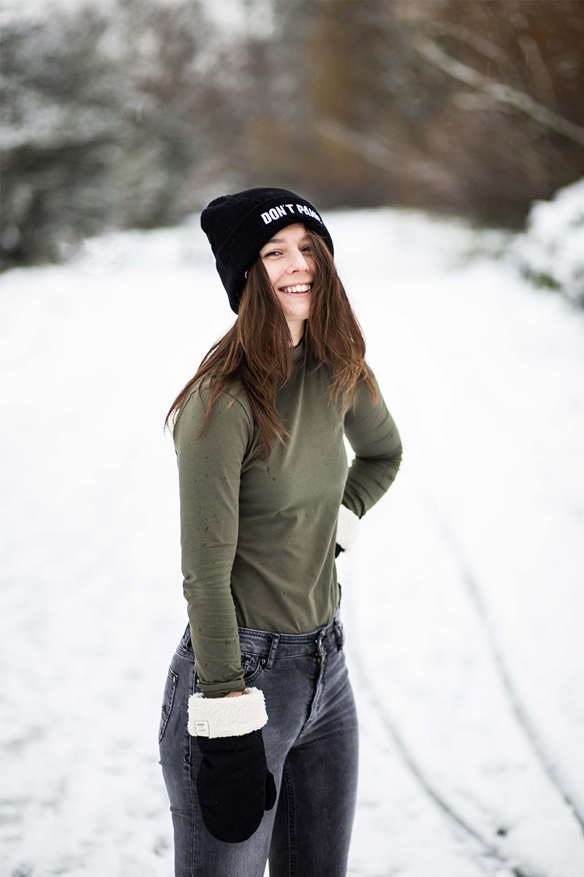 Sustainable Outfit Winter