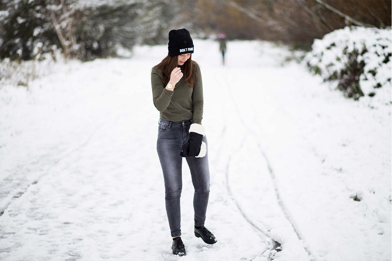 Fair Fashion Outfit für den Winter