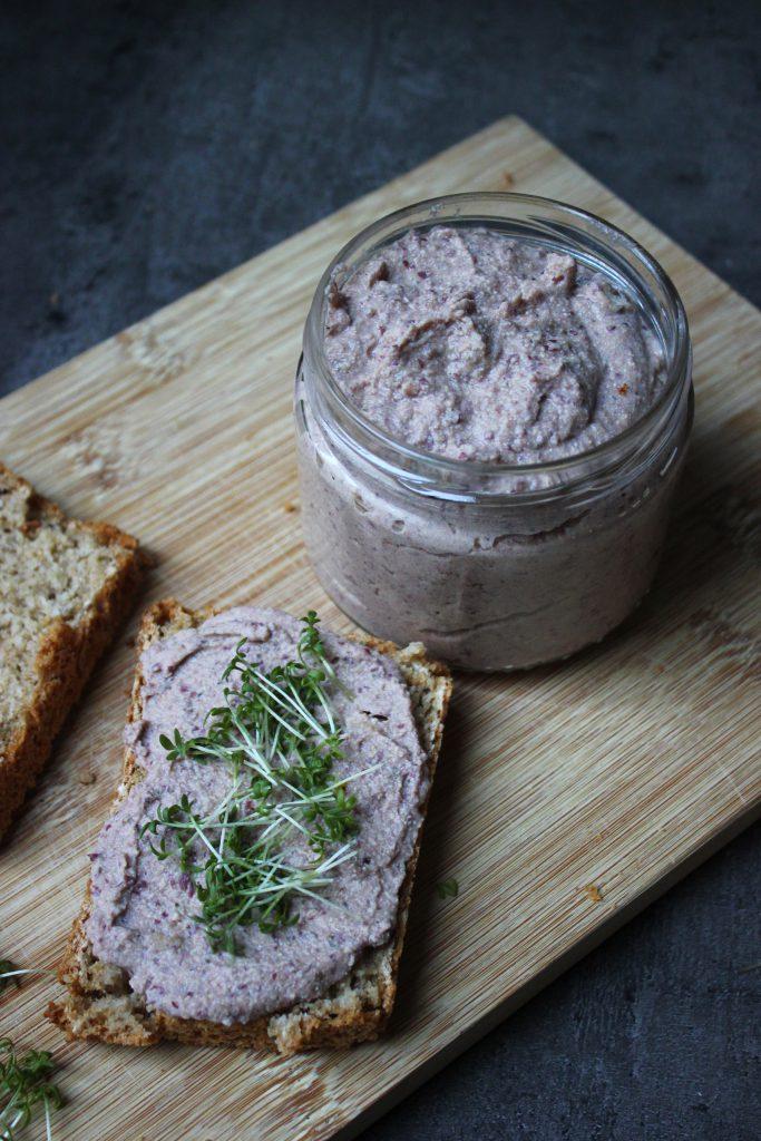 Pflanzliche Leberwurst, Vegane Alternativen, Brotaufstrich