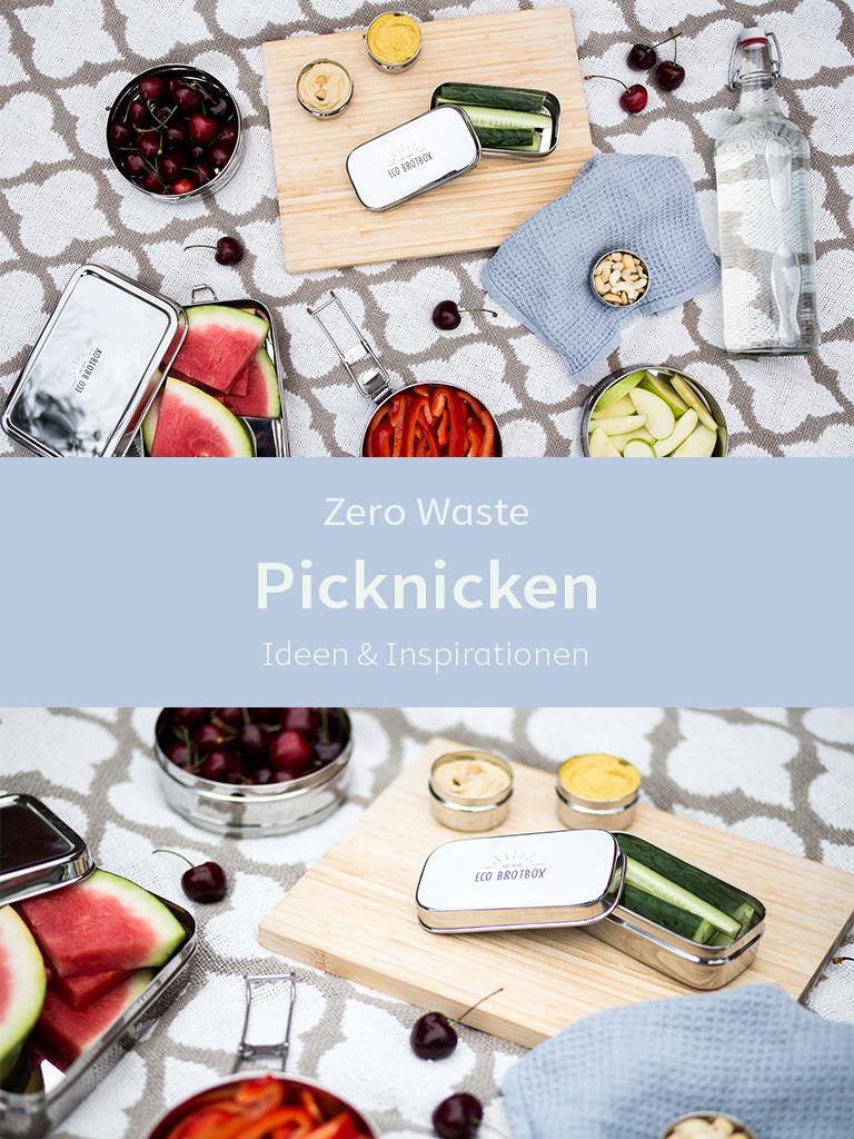 Zero Waste Picknick: Ideen und Inspirationen