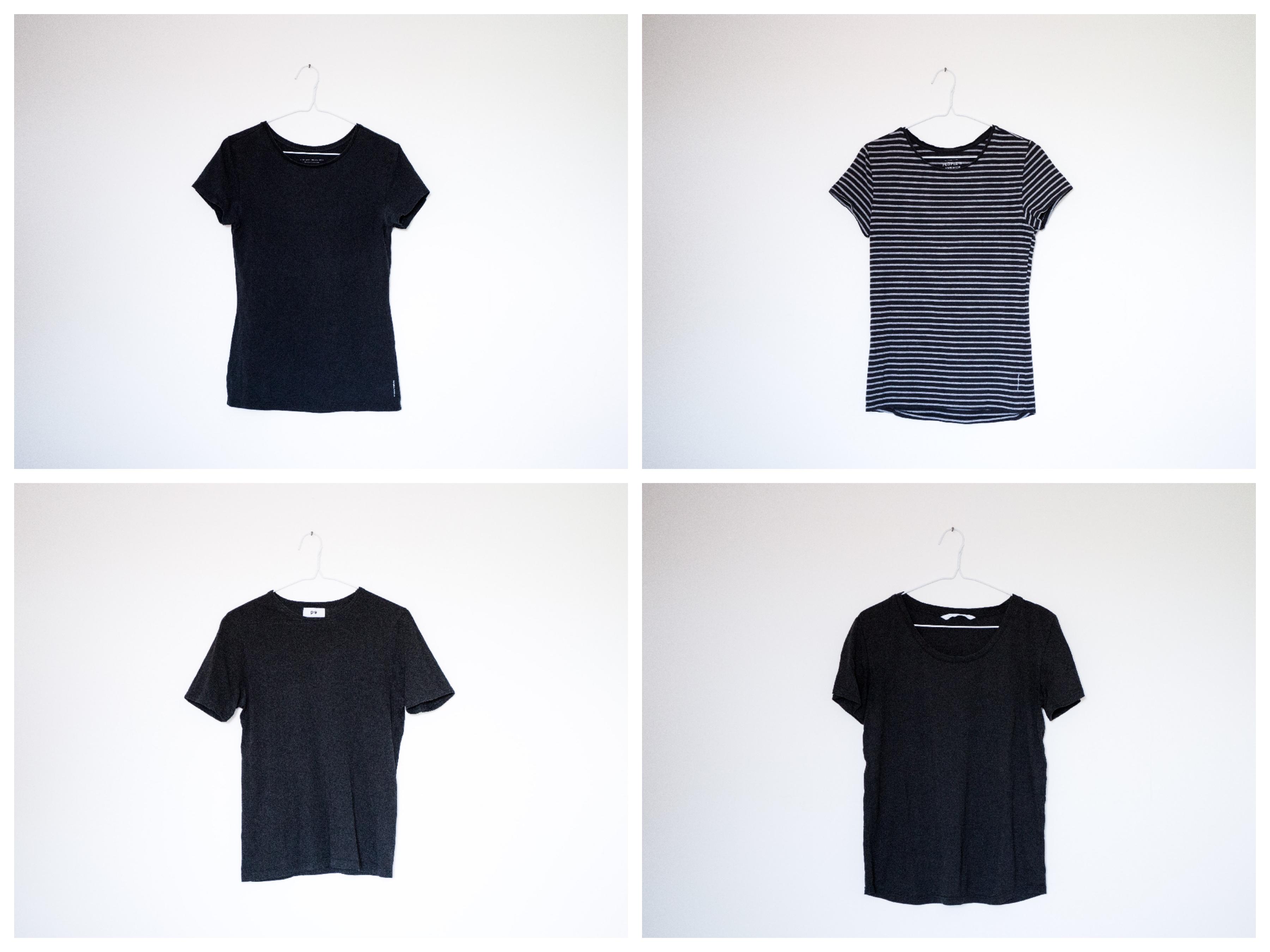 Minimalismus Blog: Kleiderschrank