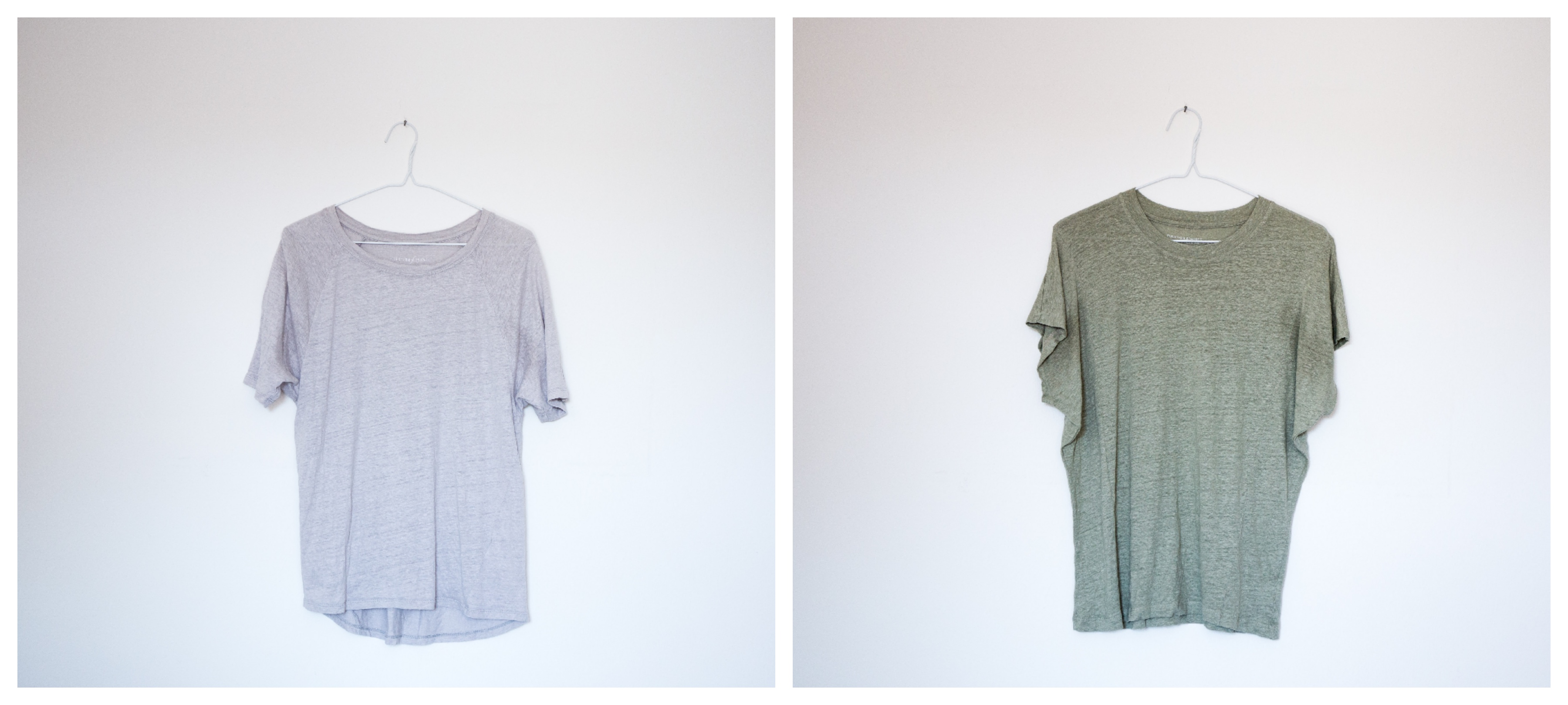 Minimalismus: Capsule Wardrobe