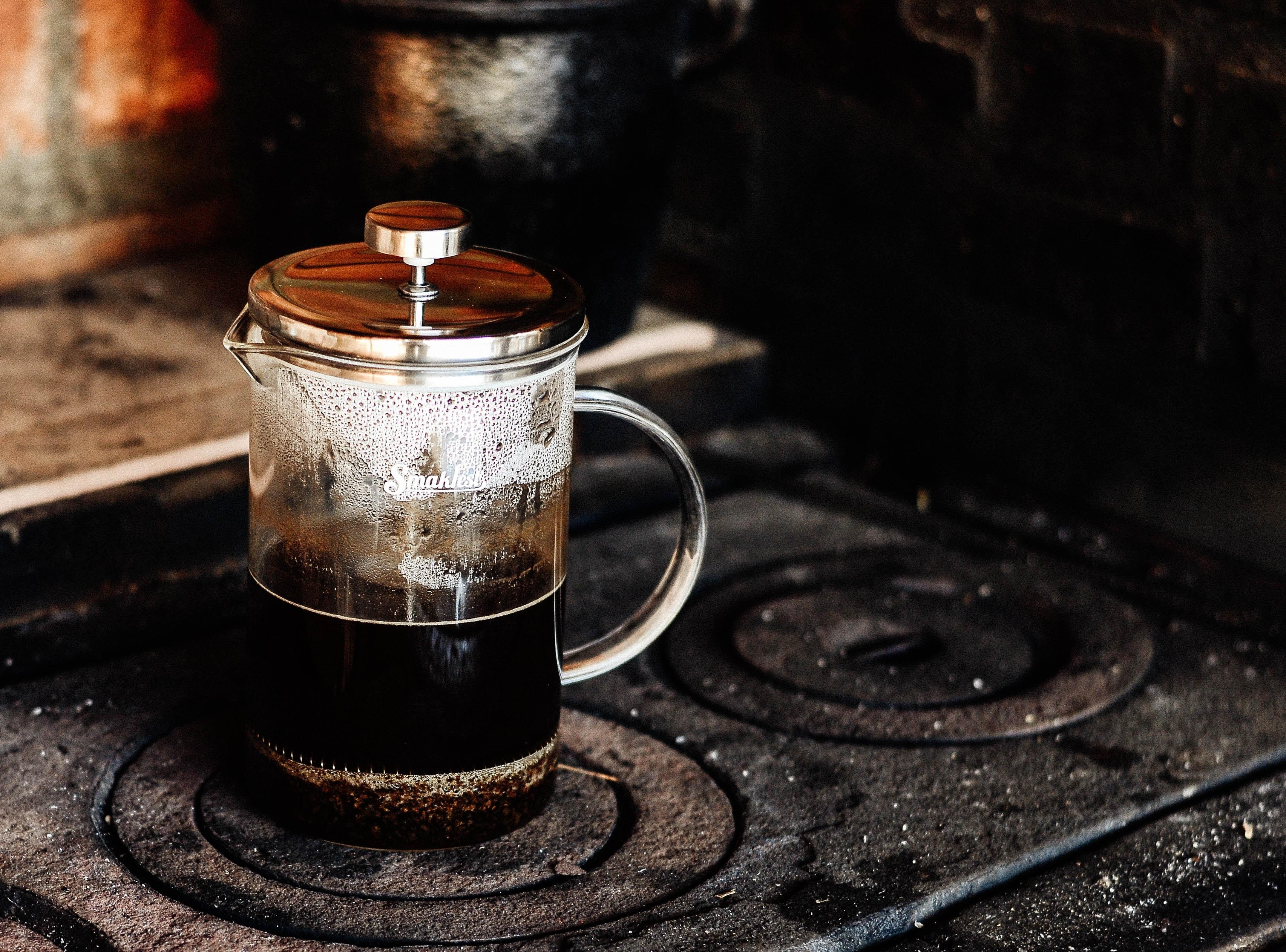 Zero Waste am Morgen: Kaffee trinken