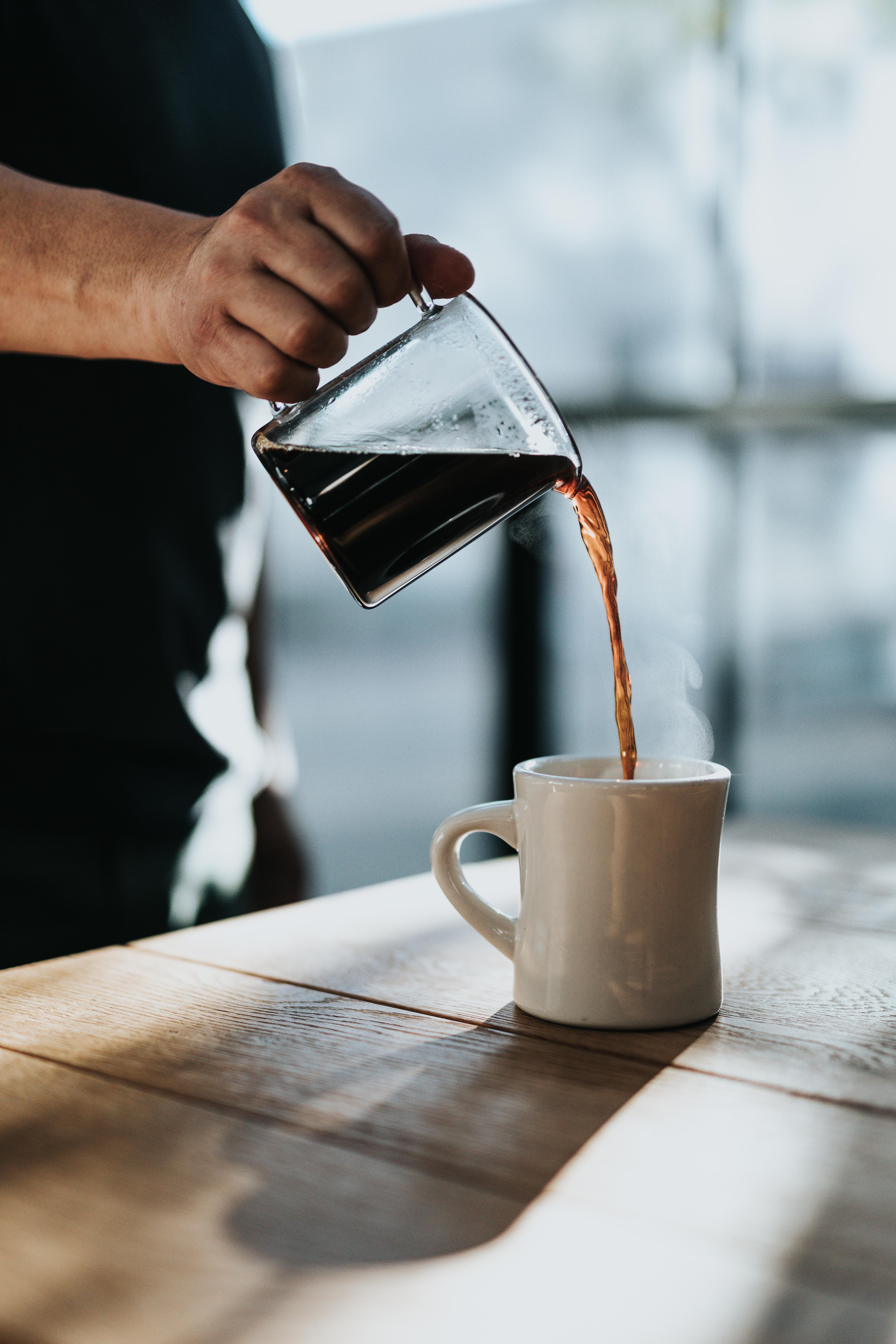 Zero Waste Kaffee
