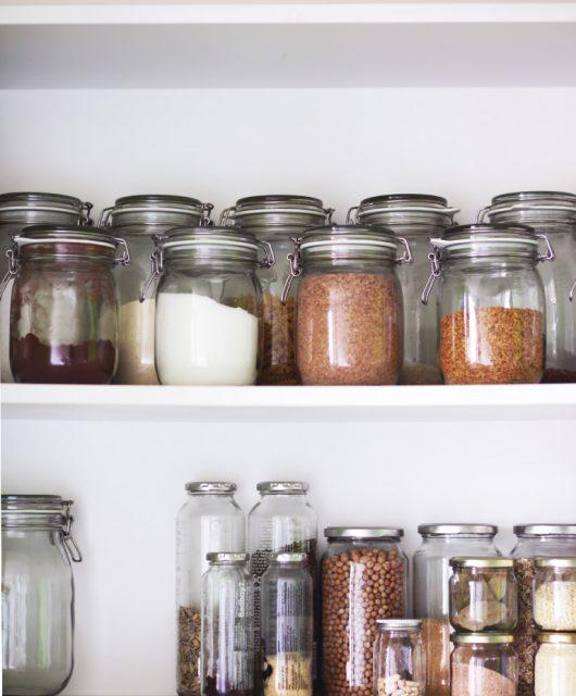 Zero Waste Challenge von The OGNC Lebensmittelschrank
