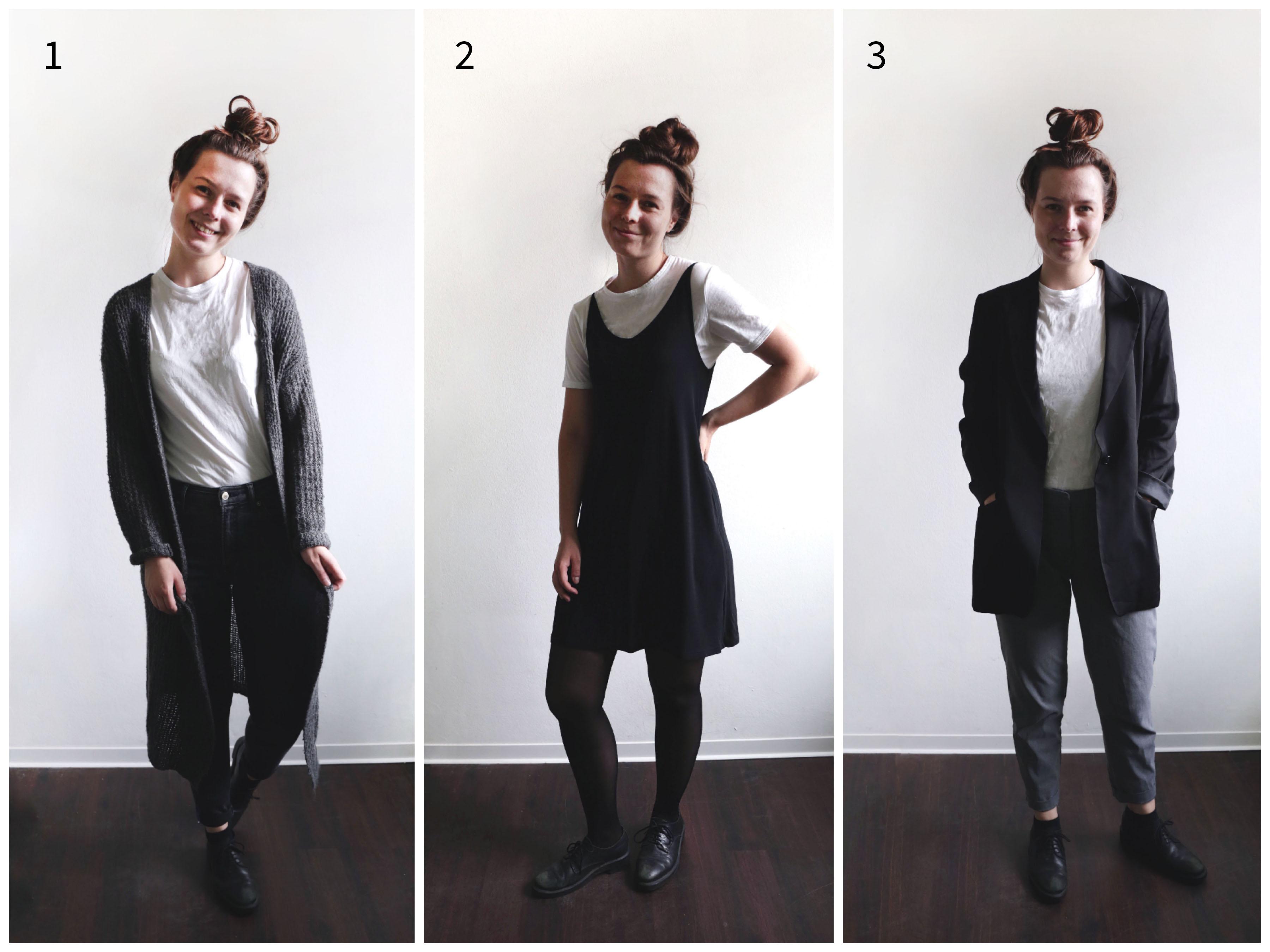 Capsule Wardrobe: Blogger