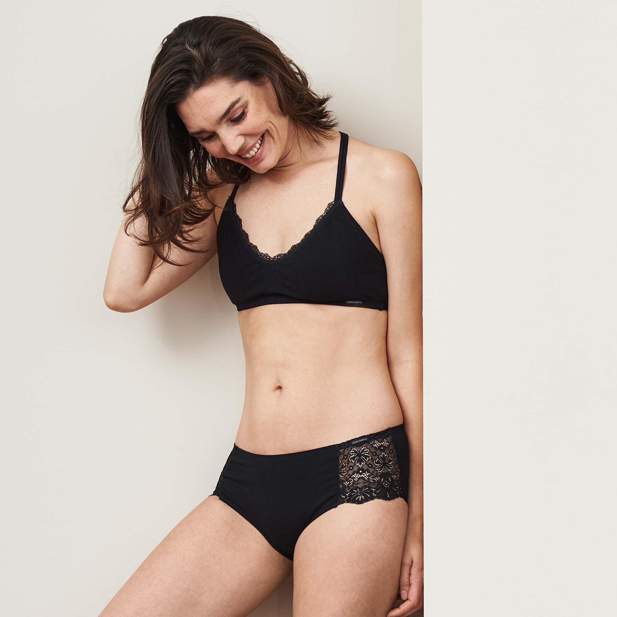 Eco Lingerie: Living Crafts