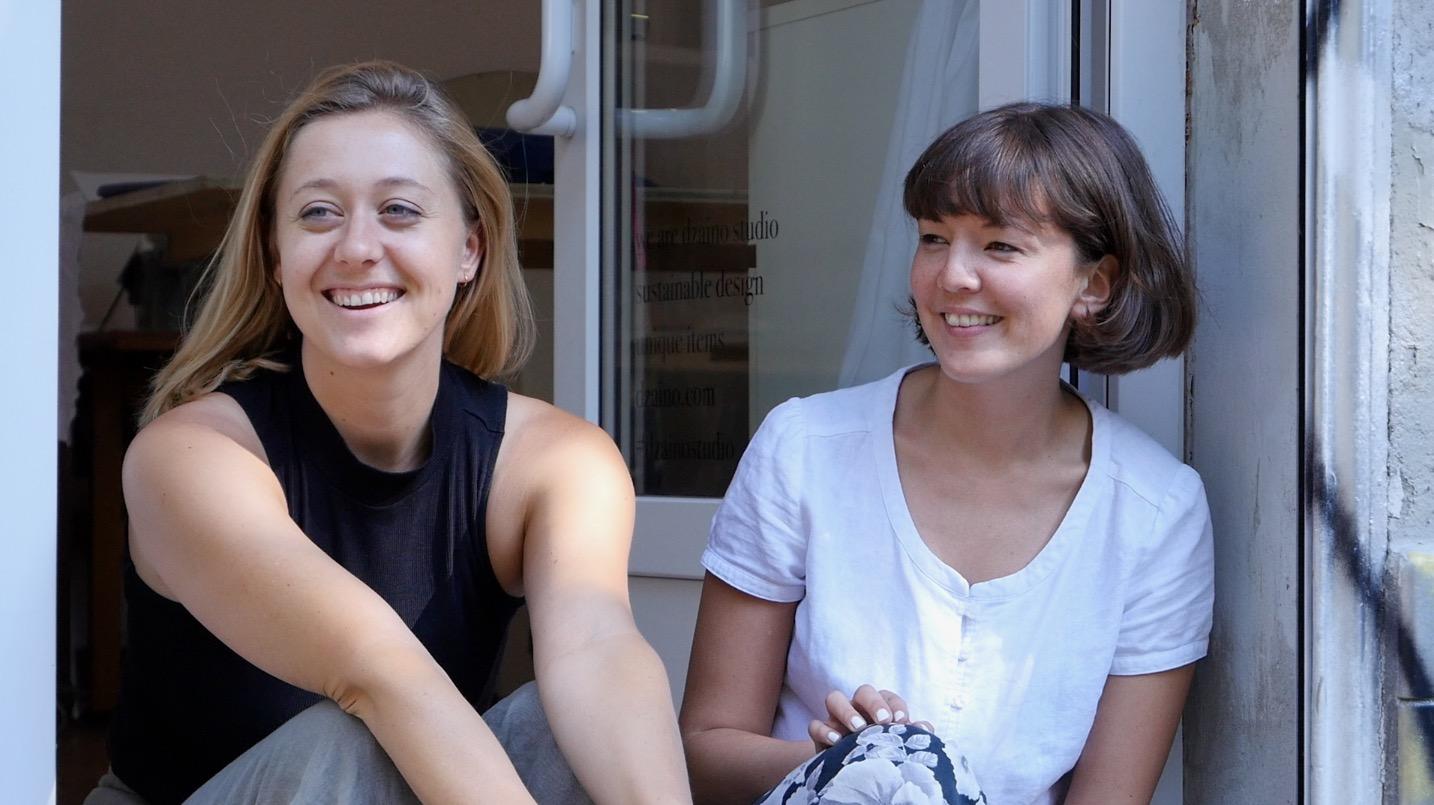 Hanna and Julia: Dzaino Berlin