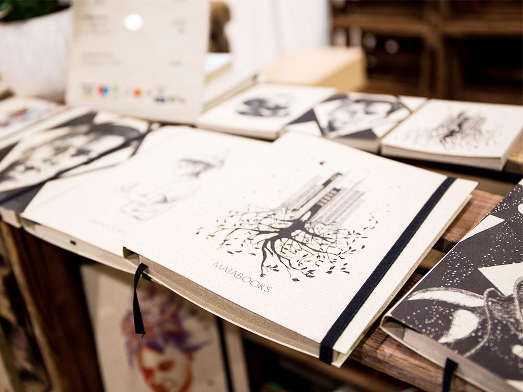 Matabooks-aus-Graspapier