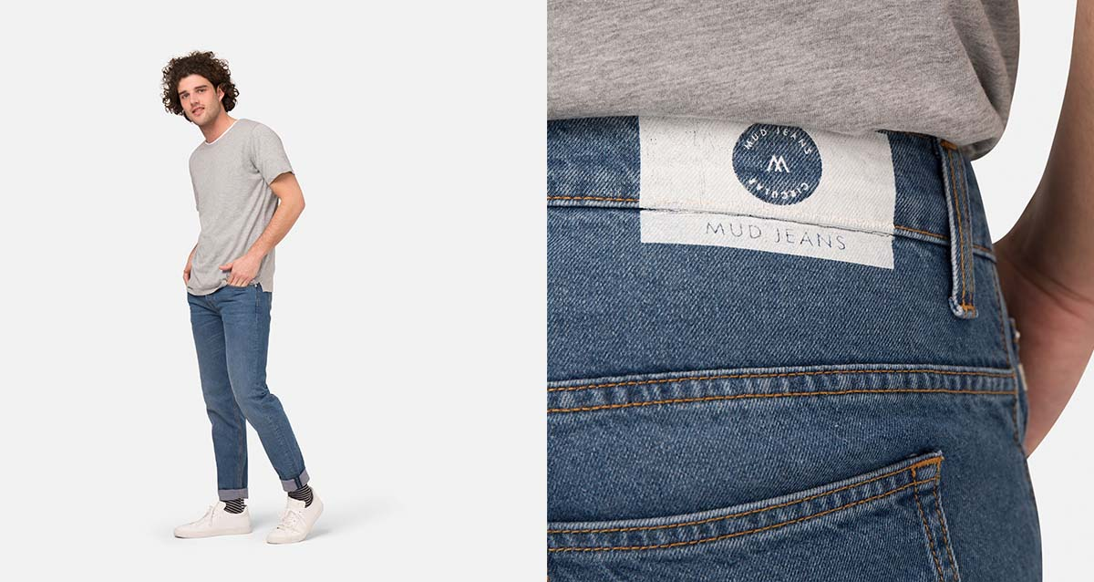 Man Ethical Jeans: fair fashion