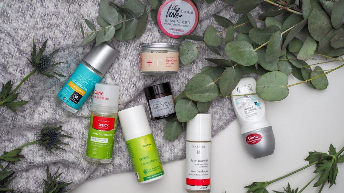 dr organic deodorant recension