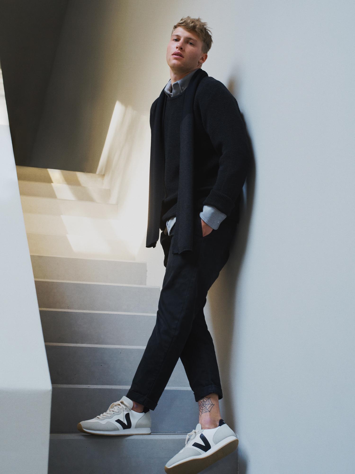 Fair Fashion für Männer: Rotholz