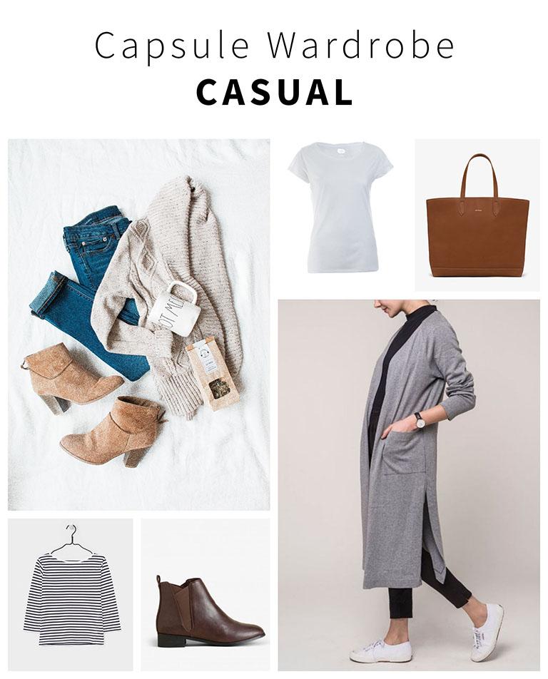 Casual - Capsule Wardrobe