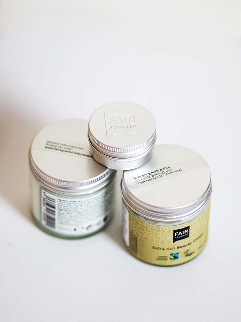 Fair Squared: Zero Waste Kosmetik