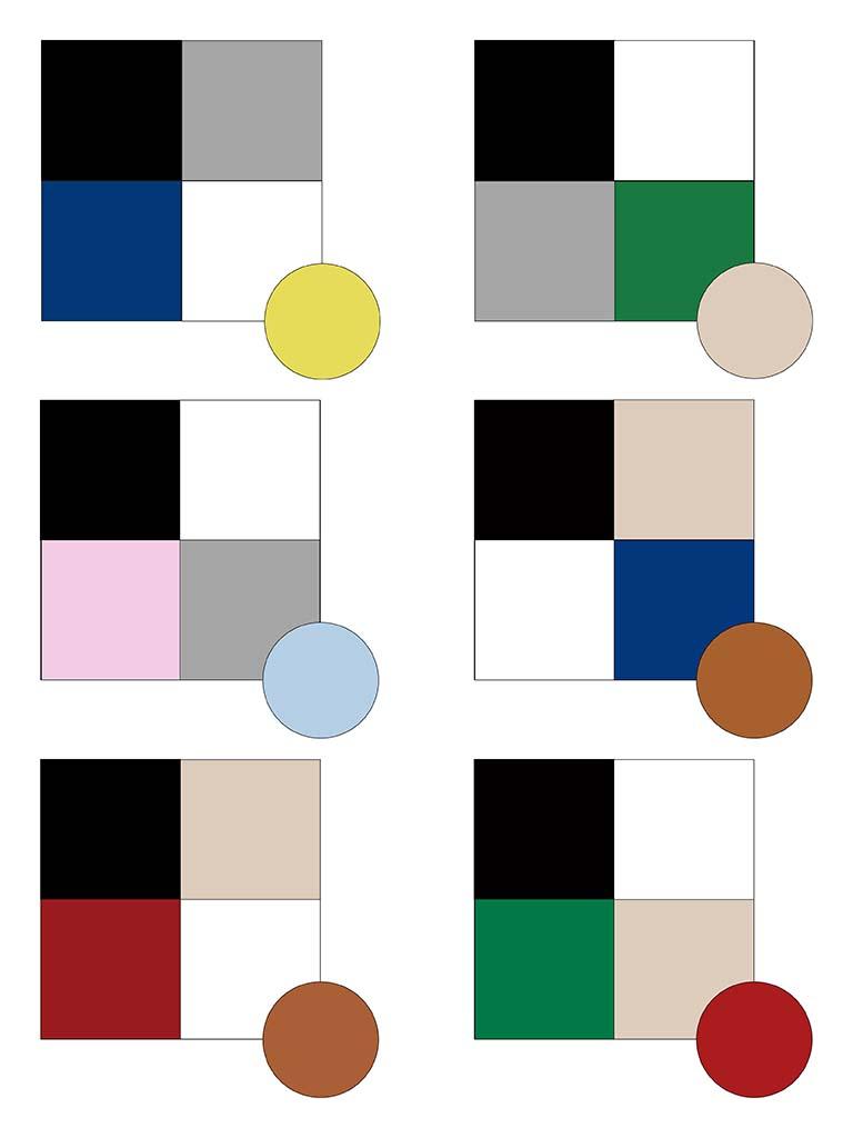 Inspirationen-Farbschema-Capsule-Wardrobe