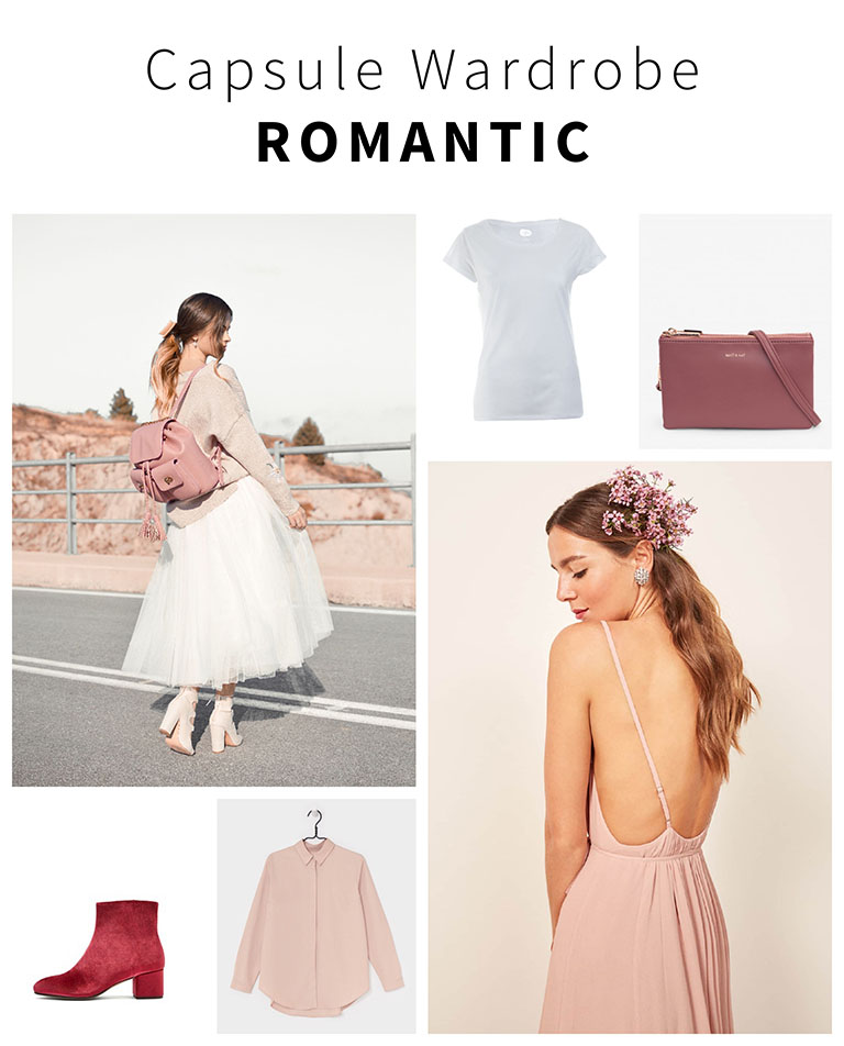 Romantic Wardrobe