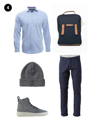 Fair Fashion Outfit: Ideen und Inspiration Men