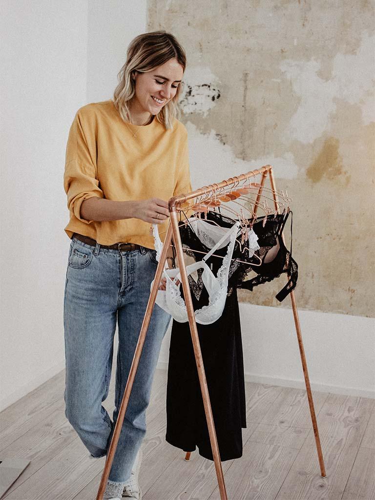 Im Interview mit Corinna von Coco Malou: Faire Unterwäsche