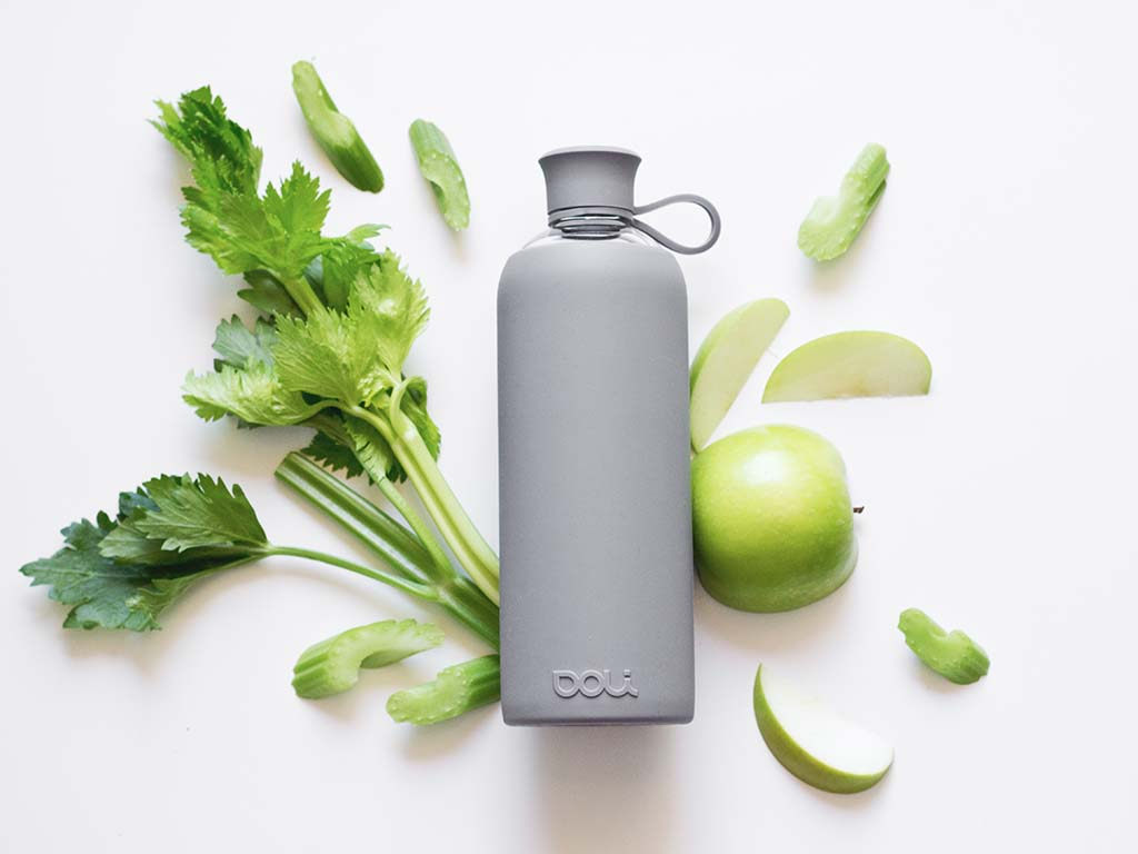 Trinkflasche aus Glas Nachhaltigkeit Empfehlung