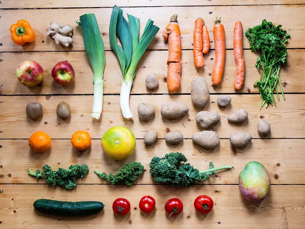 Zero Waste mit kleinem Budget: Bio-Lebensmittel retten