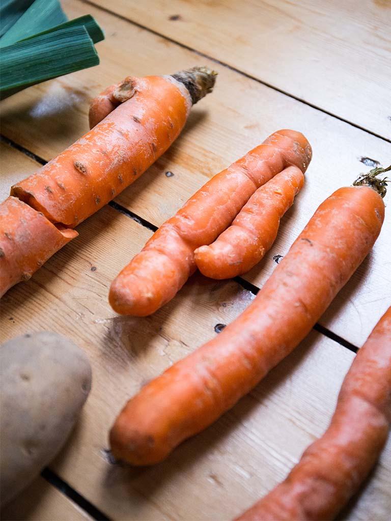 Lebensmittelverschwendung: Etepetete rettet Lebensmittel