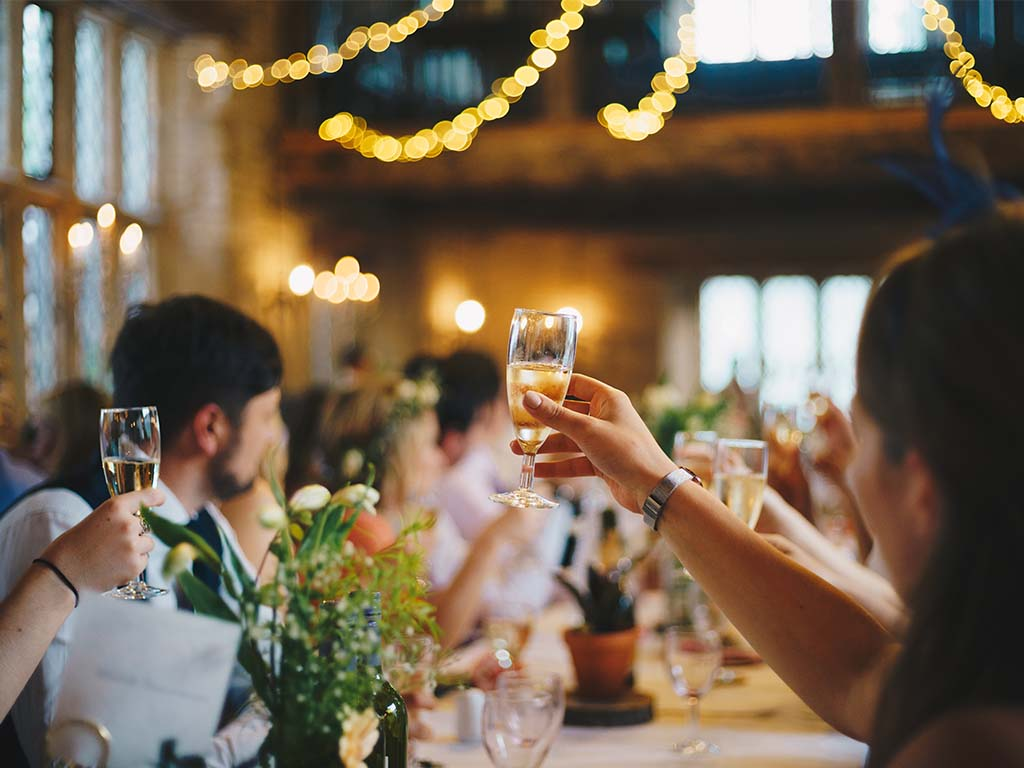 Eco Wedding: Nachhaltig heiraten