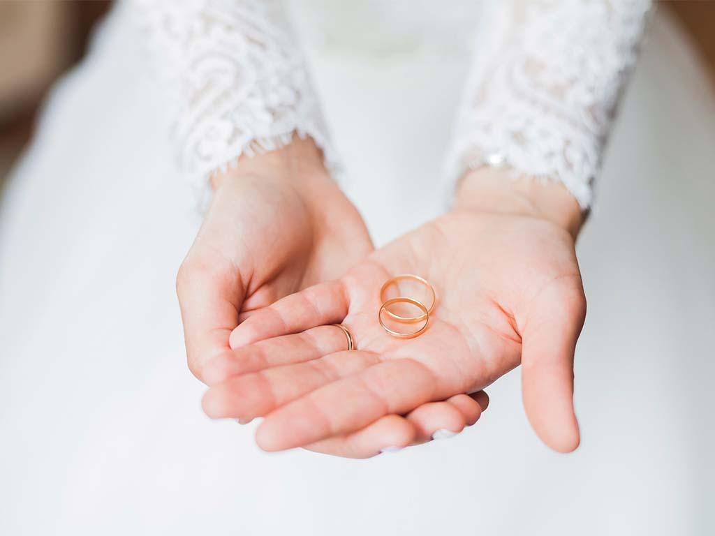 Nachhaltig heiraten: Nachhaltige Eheringe