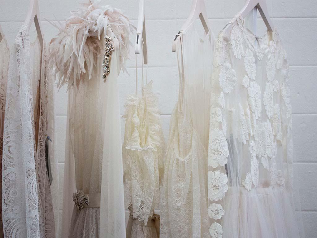 Eco Wedding: nachhaltig heiraten Kleidung