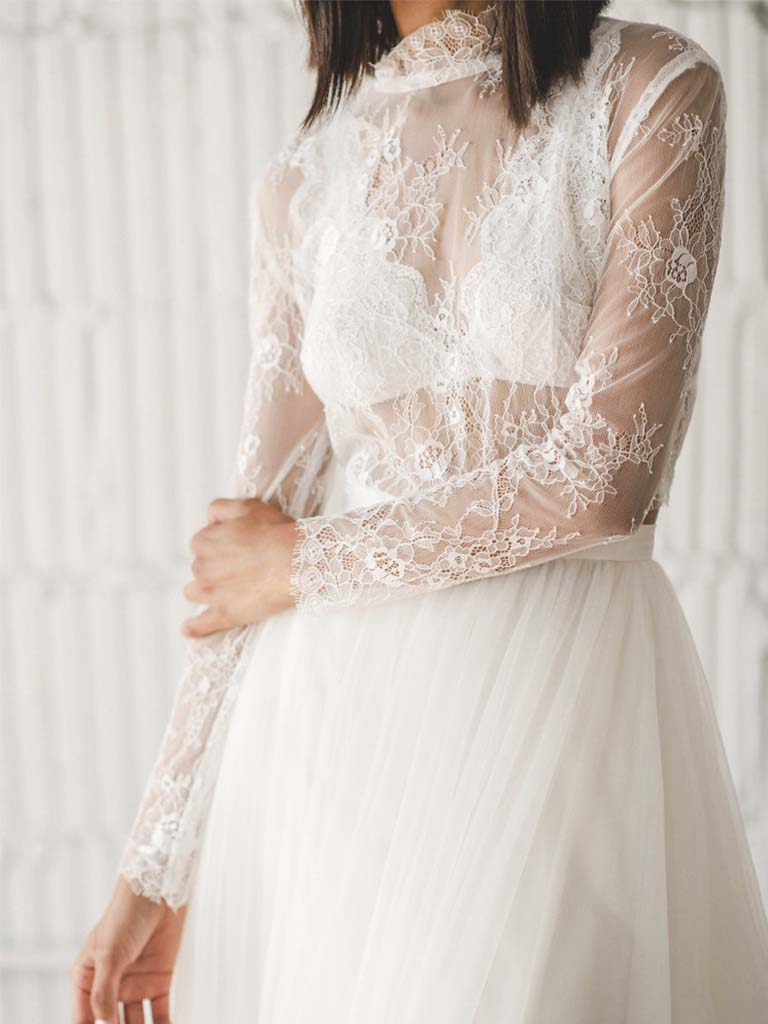 Ethical Wedding Dress: faires Brautkleid