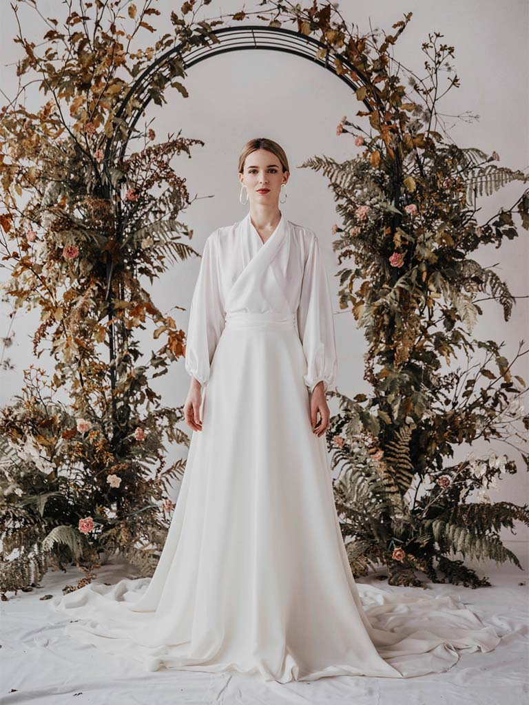 Eco Wedding: Nachhaltig heiraten - das Hochzeitskleid
