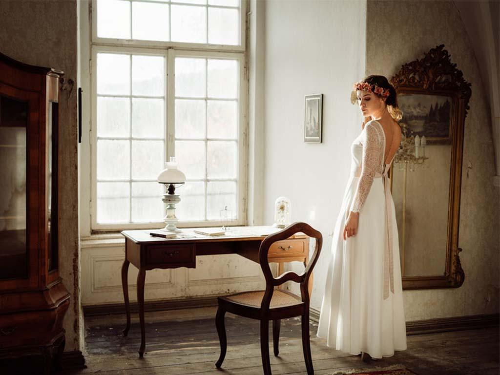 faire Hochzeitskleider aus Deutschland: Elementar