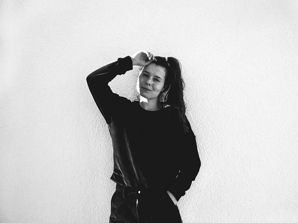 Kluntje Pullover schwarz