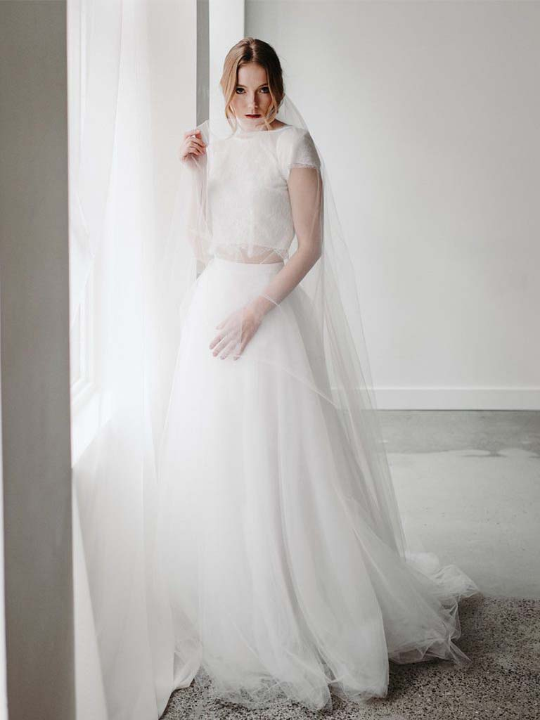 Eco Wedding: Nachhaltige Hochzeitskleider
