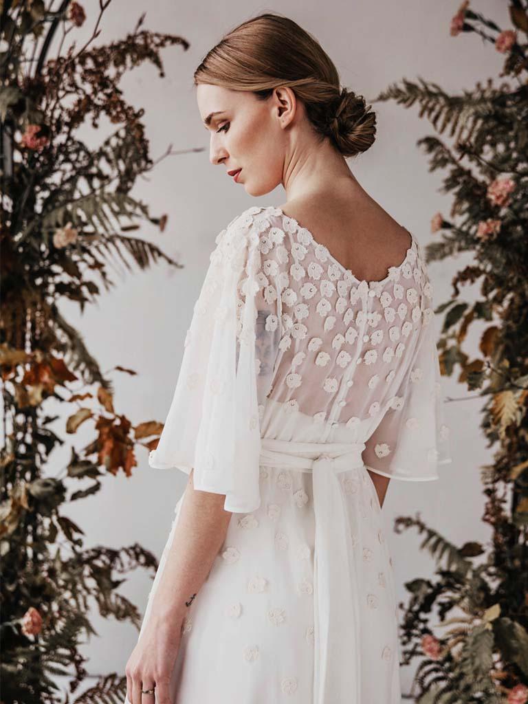 Nachhaltiges Brautkleid: Yoora Studio