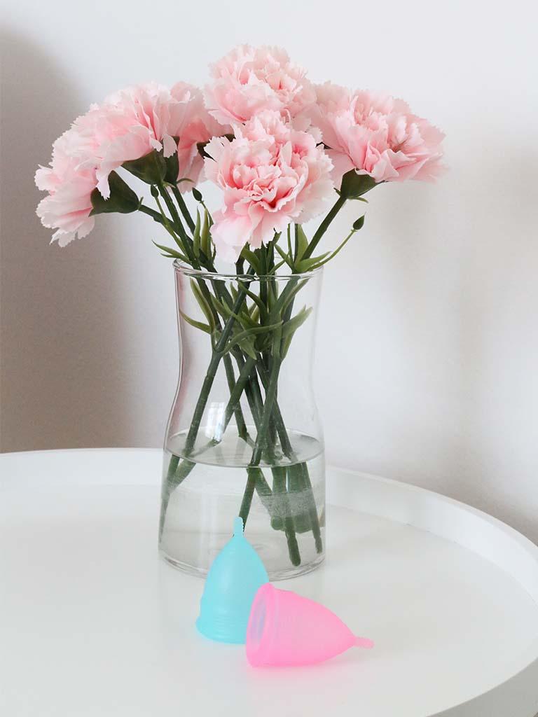 Zero Waste Periode: Menstruationstasse