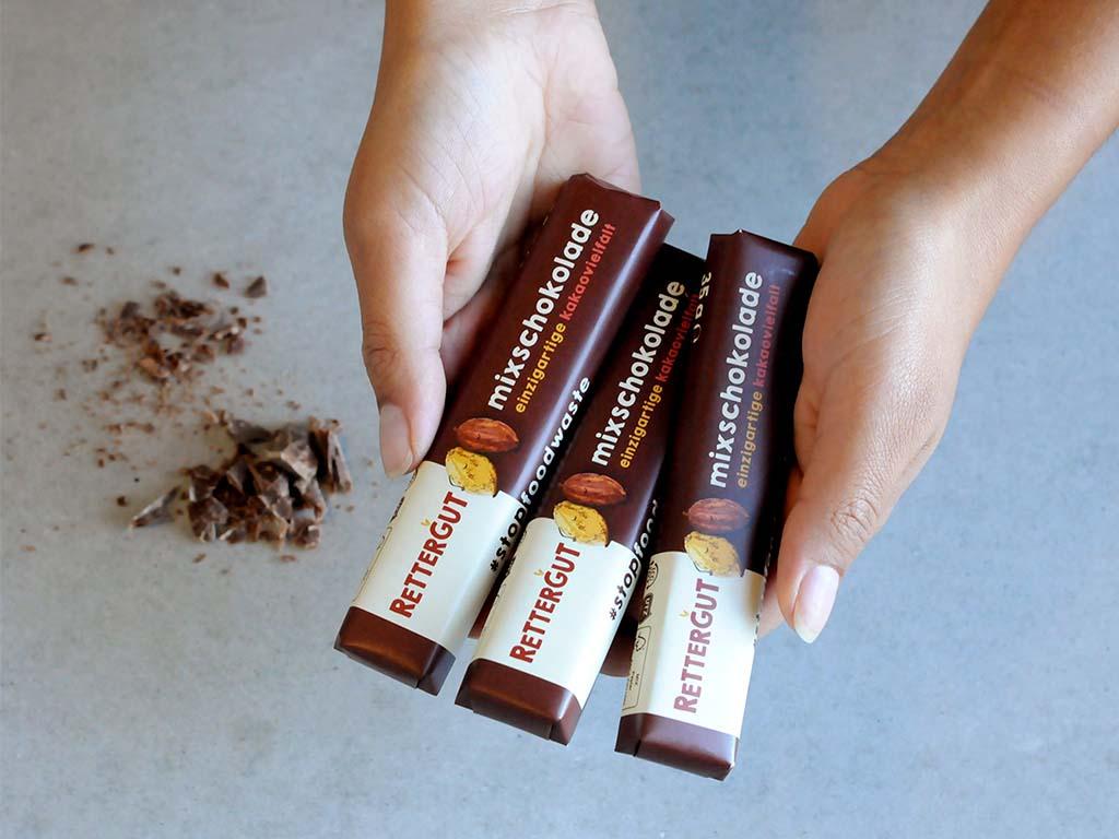 Rettergut: Crowdfunding gegen Lebensmittelverschwendung