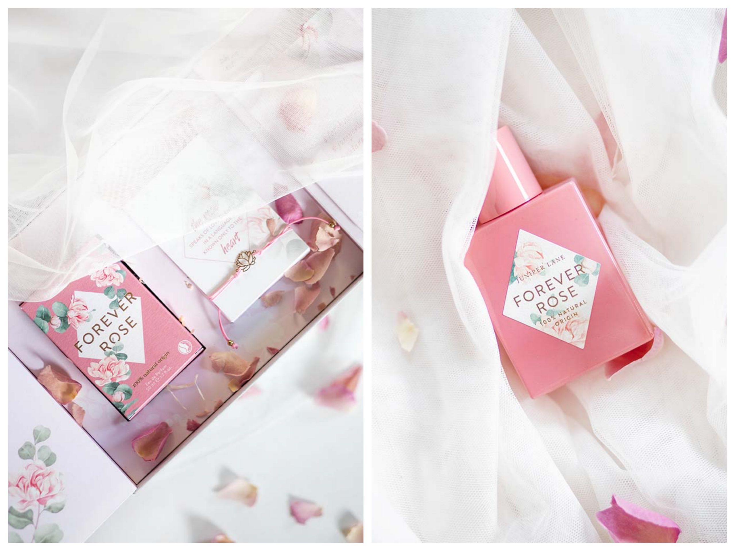 Natur-Parfum: FOREVER ROSE von Juniper Lane
