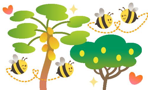 Treedom Baumpaar: Gemeinsam Stark