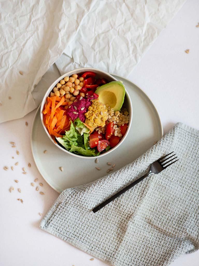 Gesund vegan ernähren - mit den Vital-Ölen von BIO PLANÈTE