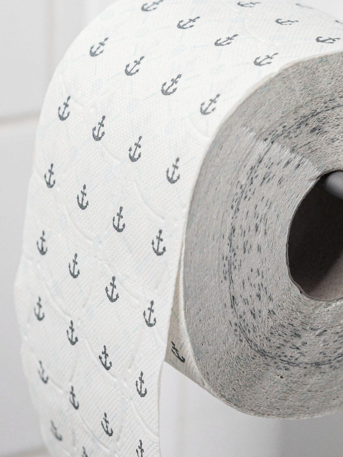Toilettenpapier Recycelt