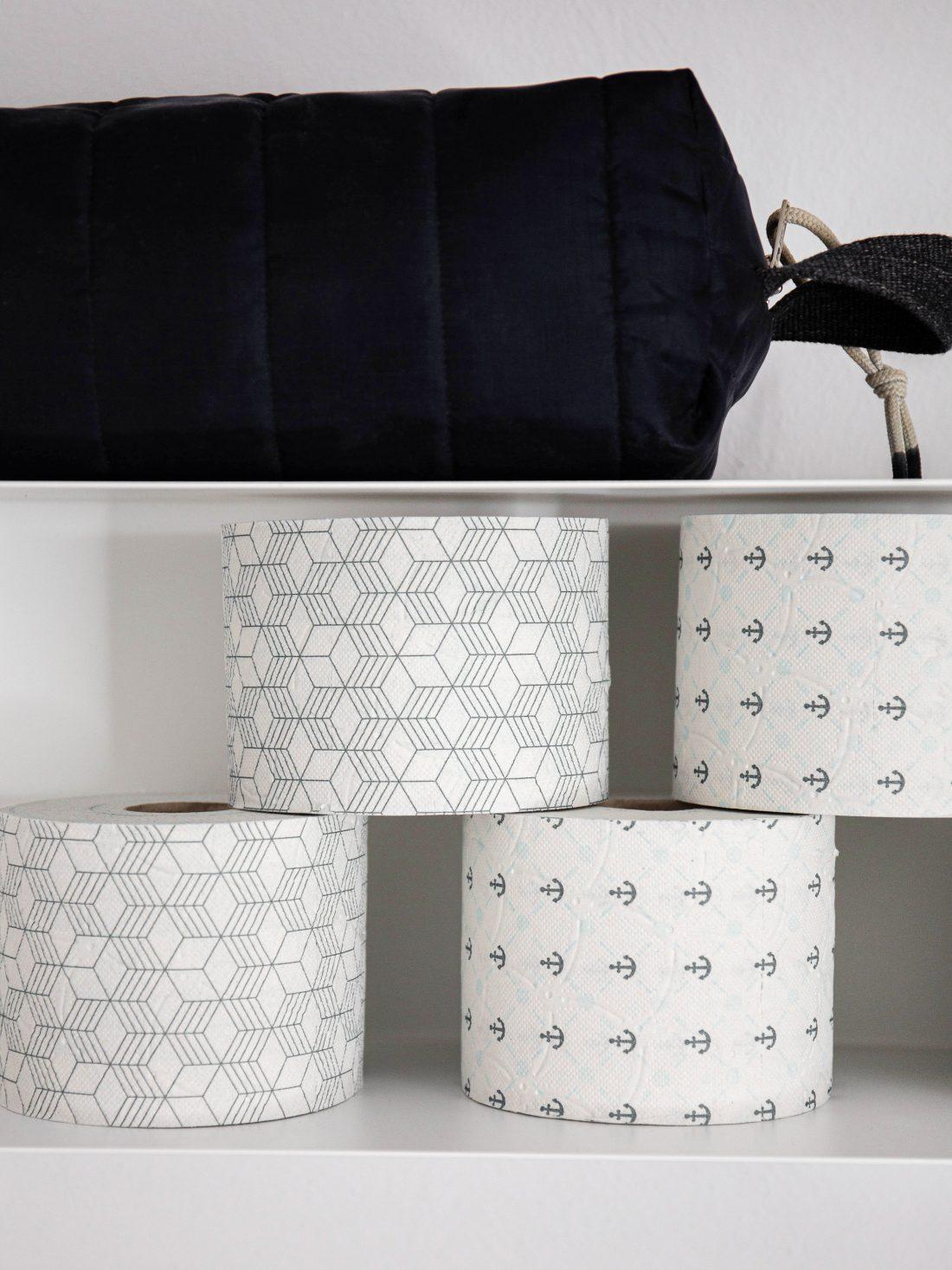 Recycling Toilettenpapier von SNYCE